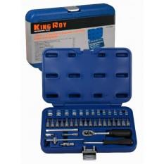 Набор инструментов King Roy 038MDA (38 предметов)