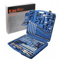 Набор инструментов King Roy 180MDA (180 предметов)