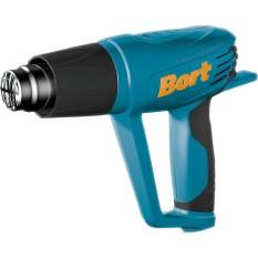 Фен технический Bort BHG-2000U-K (20116086)
