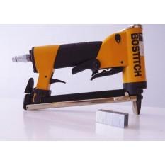 Скобозабивной пистолет пневматический Bostitch 21680B-E (4-16 мм) для обивочных широких скоб