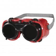 Защитные очки сварщика DELTA PLUS TOBA2 TOBA2T5