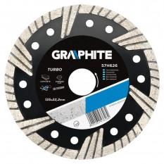 Диск алмазный Graphite 180 х 22.2 мм 57H628
