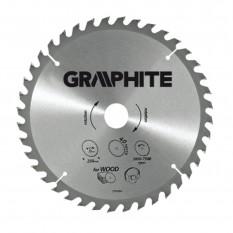 Диск пильный Graphite 160 x 30 мм 57H660