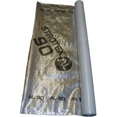 Пленка отражающая тепловую энергию Strotex 90 Al