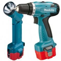 Набор электроинструментов Makita 6261DWLE