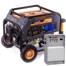 Генератор бензиновый Matari MP7900-ATS (5 кВт)