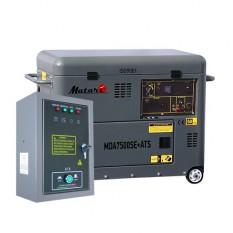 Дизельный генератор Matari MDA7500SE-ATS (5 кВт)