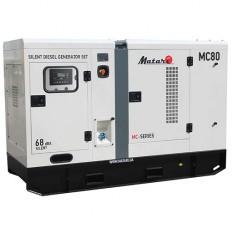 Дизельный генератор Matari MC80