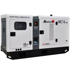 Дизельный генератор Matari MC16
