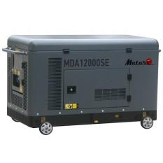 Дизельный генератор Matari MDA12000SE