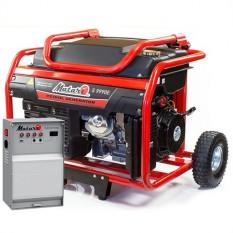 Генератор бензиновый Matari S9990E-ATS (7 кВт)