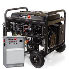 Генератор бензиновый Matari BS7000E-ATS (5.5 кВт)