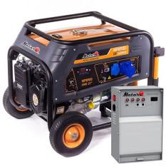 Генератор бензиновый Matari MP8900-ATS (6 кВт)