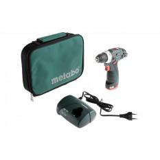 Дрель-шуруповерт аккумуляторная Metabo PowerMaxx BS (600079500)