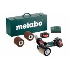 Щеточная шлифмашина Metabo S 18 LTX 115 INOX (600154880)