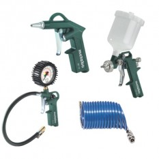 Набор пневмоинструмента Metabo LPZ 4 Set (601585000)
