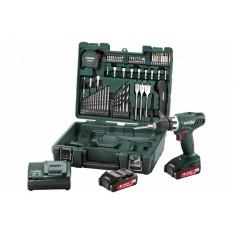 Дрель-шуруповерт аккумуляторная Metabo BS 18 Li Mobile Workshop (602116540)