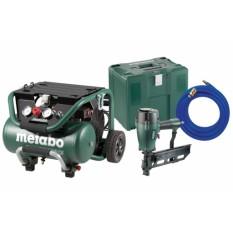 Набор Metabo Set Power 400-20 W OF + DKG 114-65 + шланг (690892000)
