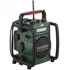 Аккумуляторный радиоприемник Metabo RC 14,4 – 18 (602106000)