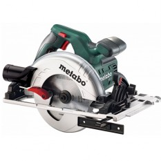 Ручная циркулярная пила Metabo KS 55 FS + чемодан (600955500)