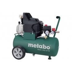 Компрессор масляный Metabo Basic 250-24 W (601533000)