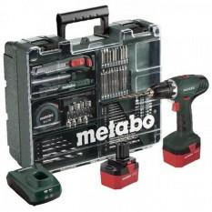 Дрель-шуруповерт аккумуляторная Metabo BS 12 NICD (602194880)