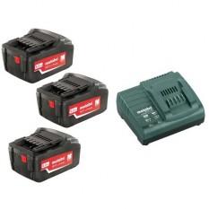 Комплект аккумуляторных батарей Metabo (685048000)