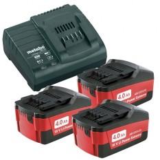 Комплект аккумуляторных батарей Metabo (685049000)