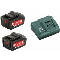 Комплект аккумуляторных батарей Metabo (685050000)