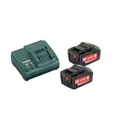 Комплект аккумуляторных батарей Metabo (685051000)