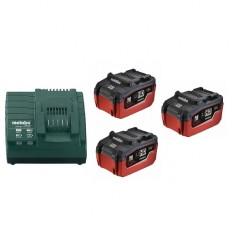 Базовый комплект аккумуляторов Metabo (685074000)