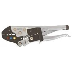 Клещи для обжима кабельных наконечников 210 мм Neo Tools 01-505