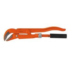 Ключ трубный, газовый тип 45, L-415мм, Ra-55мм, Neo Tools 02-127