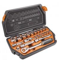 Набор головок 1/2, 8-32 мм, 23 шт, Neo Tools 08-616