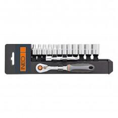 Набор головок Neo Tools 08-652