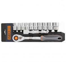 Набор головок Neo Tools 08-654