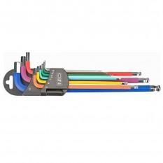 Набор шестигранных ключей Neo Tools 09-512