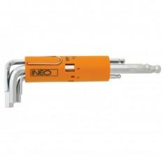 Набор шестигранных ключей Neo Tools 09-513