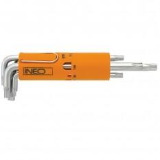 Набор шестигранных ключей Neo Tools 09-514