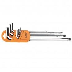 Набор шестигранных ключей Neo Tools 09-515