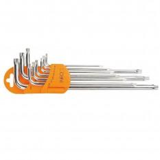 Набор шестигранных ключей Neo Tools 09-516