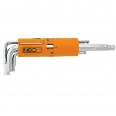 Набор пятигранных ключей Neo Tools 09-520
