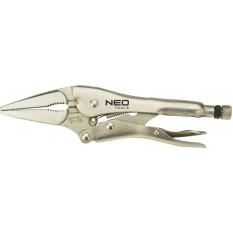 Клещи зажимные удлиненные 230 мм Neo Tools 01-218