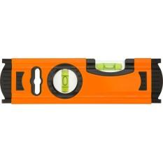 Алюминиевый уровень, 2 ампулы, 20 см, Neo Tools 71-030