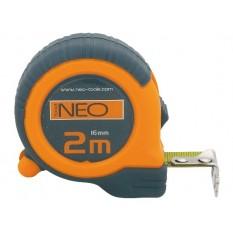 Рулетка стальная Neo Tools 8м х 25 мм 67-111