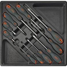 Набор отверток в ложементе 11 шт., Nео Tools 84-260