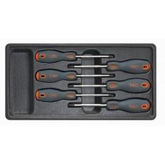 Набор отверток Torx Т10-Т40 в ложементе 6 шт. Nео Tools 84-261