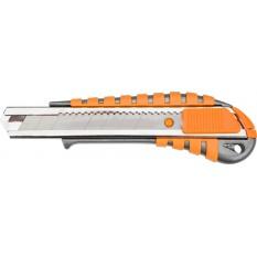 Нож с отламывающимся лезвием 18 мм Neо 63-011