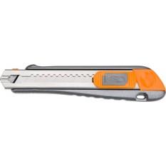 Нож с отламывающимся лезвием 18 мм Neо 63-021