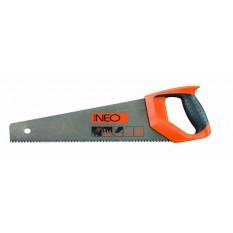 Ножовка по дереву тефлон 7TPI 400 мм Neo tools 41-011